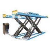 Подъемник ножничный г/п 4500 кг. платформы для сход-развала Werther-OMA (Италия) фото