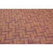Брусчатка тротуарная клинкерная 249 Areno Ferrum - Feldhaus Klinker фото