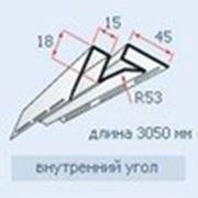 Внутренний угол АЛЬТА-САЙДИНГ 3050 мм белый/цветной фото
