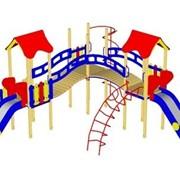 Детская игровая площадка ИК-6.17 фото