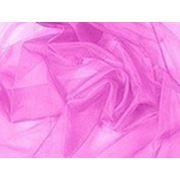 Органза розовая фото