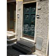 Двери входные в ассортименте фото