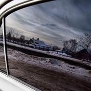 Тонирование стекол автомобилей фото