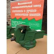 Тиски слесарные 200 мм с поворотной плитой ГОСТ 4045-75 фото
