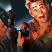 Иллюстрации, дизайн к журналам и статьям, иллюстрация журнала Playboy фото