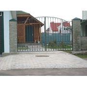 Ворота фото