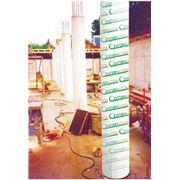 Картонная опалубка колонн фото