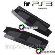 Вертикальная подставка для игровой приставки Sony PS3 Slim фото