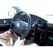 Обучаем вождению автомобиля фото