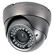"""Sony Effio E. 1/3"""" 700 твл Купольная камера в металлическом корпусе. Варифокальная. фото"""
