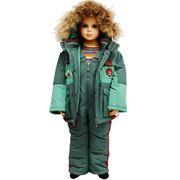 Комплект зимний детский ф. Кико кидс фото