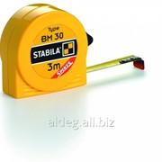 Карманная рулетка Stabila тип BM30 3 метра фото