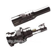 Коннектор соединитель для коаксиального кабеля модель St-BNC-PV фото