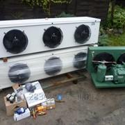 Демонтаж монтаж холодильного та торгівельного обладнання фото