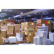 Определение состояния и степени повреждения грузов фото