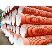 Трубы полипропиленовые канализационные фото