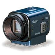 Чёрно-белая видеокамера Watec WAT-902H3 ULTIMATE имеет низкую чувствительность матрицы 0,0002 Люкс. фото