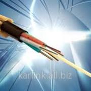 Монтаж волоконно-оптического кабеля фото