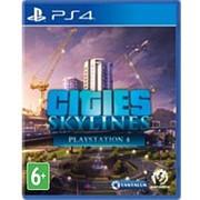 Игра для PS4 Cities: Skylines фото