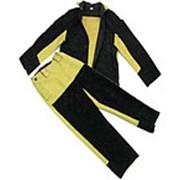 Комбинированный костюм сварщика со спилком У1, 1,9 фото