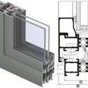 Алюминиевые окна и двери фото