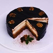 Торт Два шоколада фото