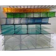 Поликарбонат cотовый 2,10х6 м, толщина 20мм (цветной) фото