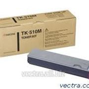 Тонер Kyocera TK-510M (1T02F3BEU0) фото