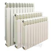 Алюминиевые радиаторы отопления POL. 350 купить в Гомеле фото
