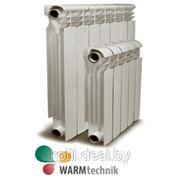 Алюминиевые радиаторы WARMtechnik купить в Гомеле фото