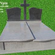 Памятники и надгробия из гранита фото