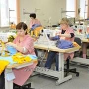 Швейное производство фото