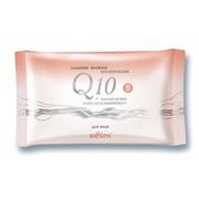 Салфетки влажные косметические омолаживающие для лица, линия Q10 фото