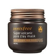 Вулканическая маска для лица Innisfree Jeju Volcanic Pore Clay Mask фото
