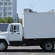 Фургон изотермический из сэндвич-панелей ГАЗ 3309 (Газон), 4х2 фото