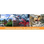 АрендаМини-краны в Молдове ICS Industrial AccessSRL фото