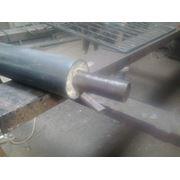 Термоизоляция трубопроводов пенополиуретаном фото