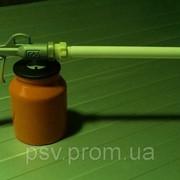 Надежный трибостатический распылитель – незаменимая вещь на любом покрасочном участке. фото