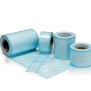 Упаковка для стерилизации рулон со складкой 100ммx100м фото