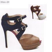 Оптом женская модная обувь фото