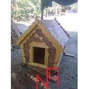 Будка для собаки (овчарки) фото