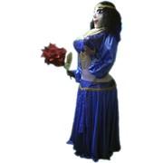 Кукла ростовая-восточная красавица фото