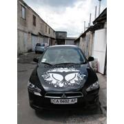 Поклейка автомобилей оракалом фото