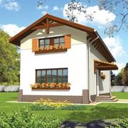 Проекты домов Компактные фото