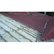Теплоизоляция мансардной крыши фото