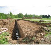 Земляные работы устройство котлованов водоемов фото