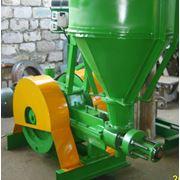 Пресс ударно-механический для производства топливных брикетов ПБ-50 фото