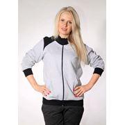 Куртка спортивная женская арт.4004к фото