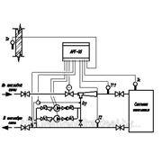 Шкафы автоматики систем отопления, ГВС и вентиляции фото