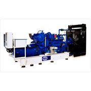 Газовые генераторные установки от 240 до 1 250 кВА фото